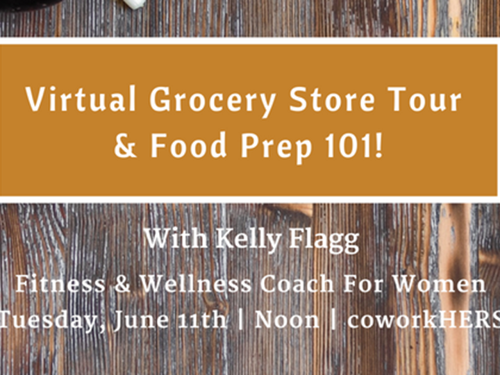Food Prep For Busy Women w/ Kelly Flagg of Trio Fitness