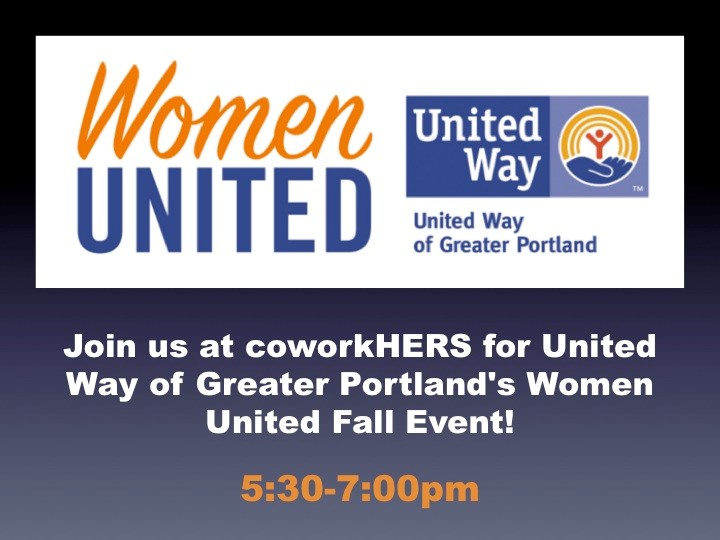 Women United Fall Event